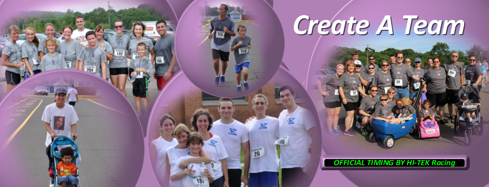 Create A Team and Run, Walk, or Stroll in the Hope Is Coming 5K West Haven, Connecticut